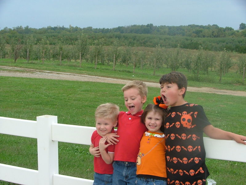 Pumpkin Picking 2008 037